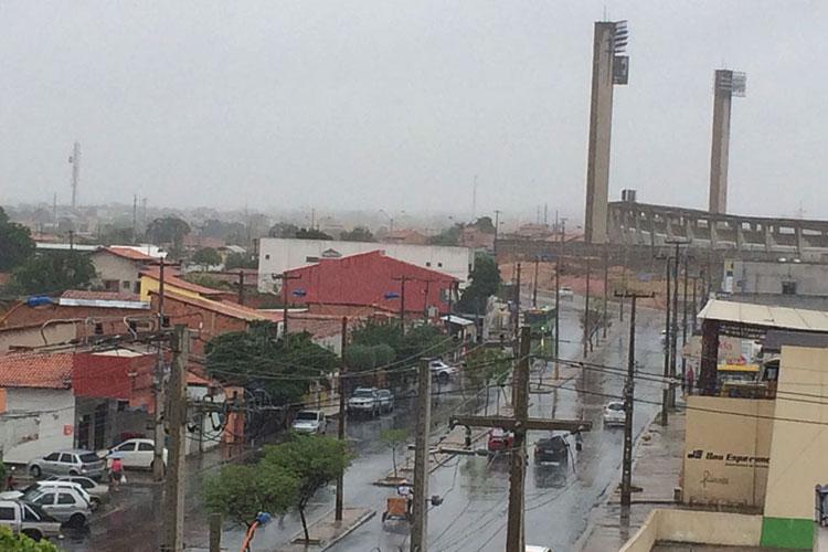 Semar alerta que chuvas devem continuar em todo o Piauí