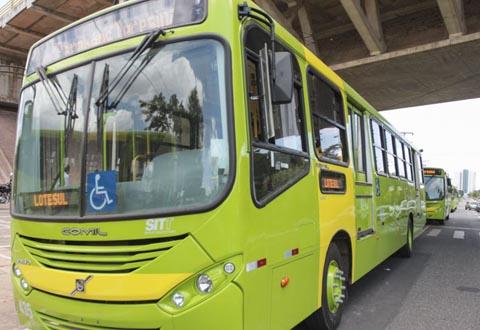 Horários das frotas dos ônibus sofrem alterações neste feriado da Semana Santa