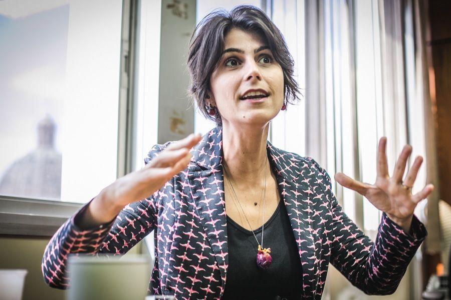 Manuela D'Avila lançará seu livro em Teresina na próxima segunda-feira
