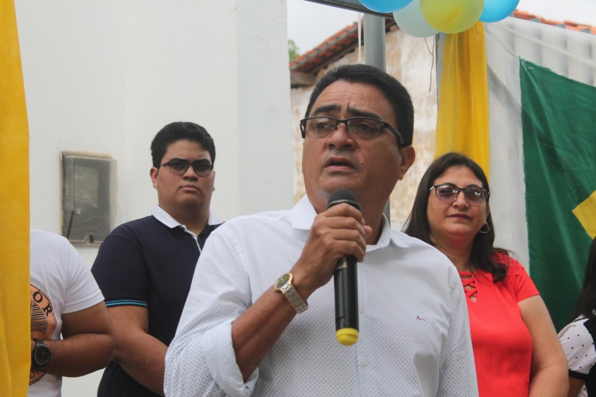 Prefeito de Coivaras, Marcelino Almeida confirma participação no Congresso das Cidades