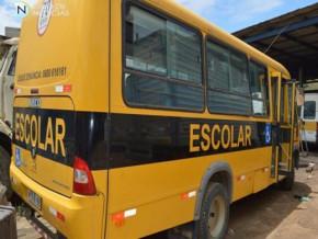 Ônibus escolar sofre assalto na zona rural de Picos