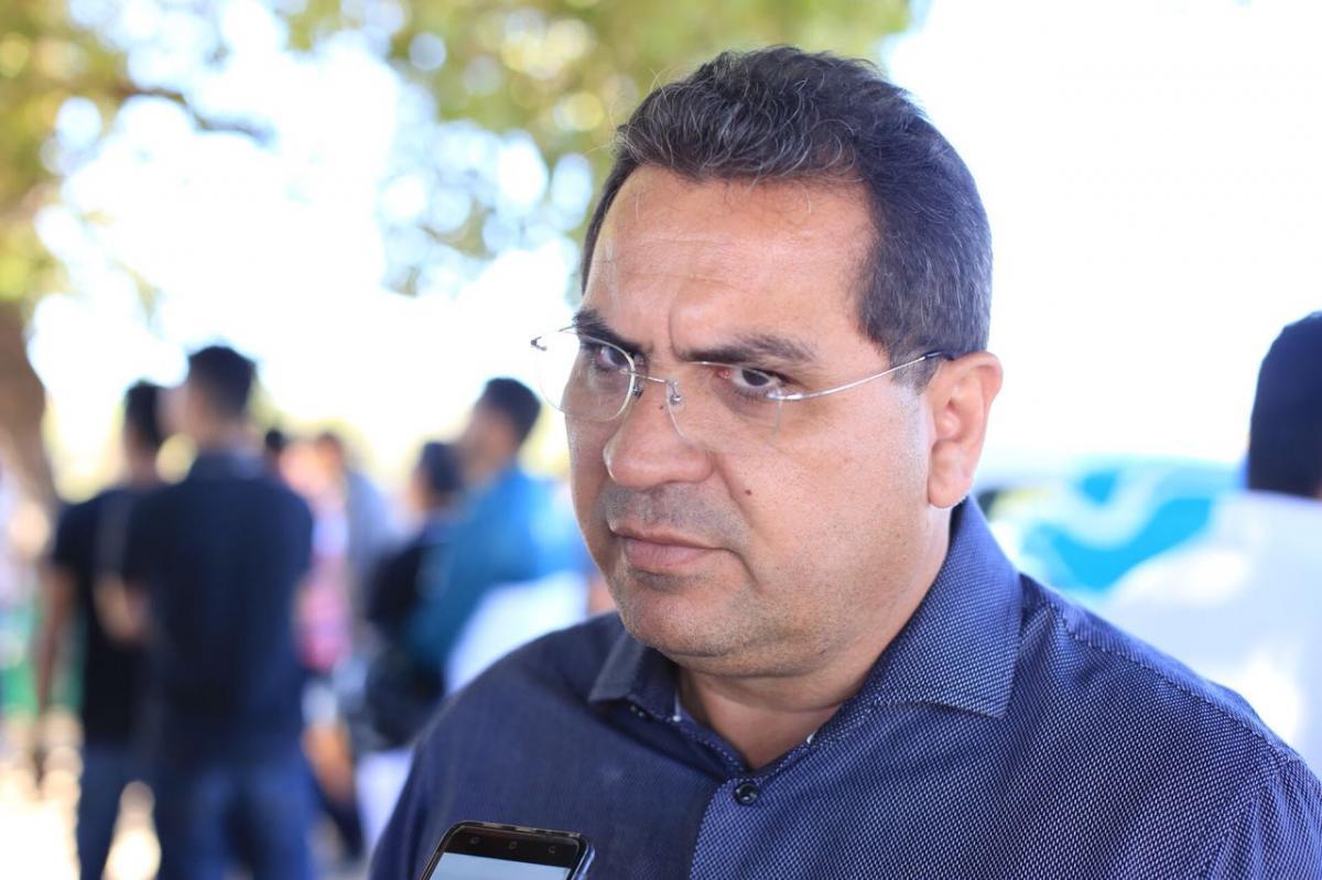 Prefeito de Demerval Lobão, Júnior Carvalho confirma participação no Congresso das Cidades