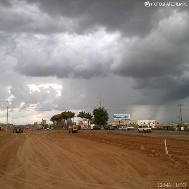 Inmet alerta para chuvas intensas em municípios do norte do Piauí