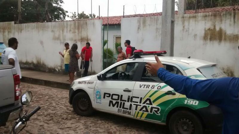 Segurança é baleado na cabeça em prédio da Gerência da Secretaria de Educação do Piauí