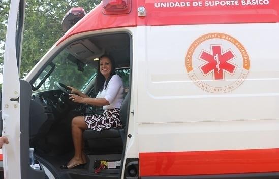 Prefeitura de Várzea Grande recebe Samu na manhã desta segunda-feira