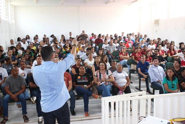 Francinópolis sedia a 1ª Assembleia da Infância e Juventude, com a pauta: meio ambiente, infância e juventude
