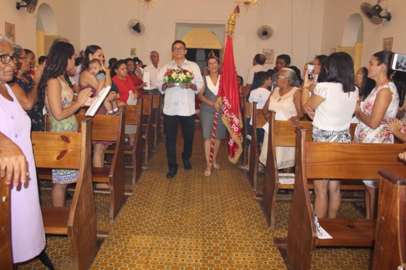 Francinópolis comemora 57 anos em Missa de Ação de Graças