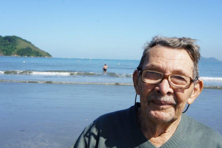 Morre aos 92 anos o poeta Ângelo Vieira