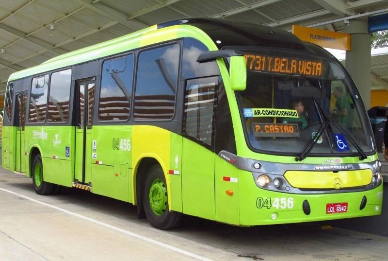 Linhas de ônibus da zona Sul sofrem alteração na rota