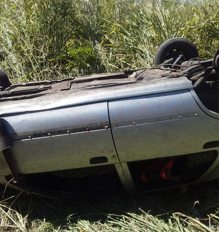Homem morre em acidente na BR-135