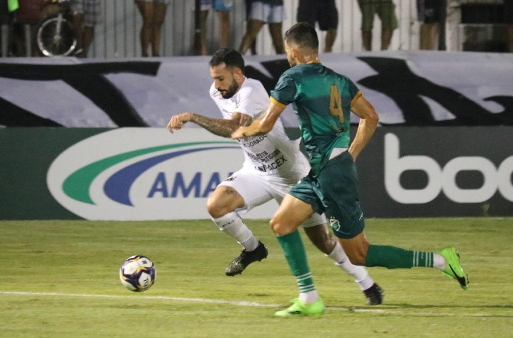 Altos perde para o ABC e está fora da Copa do Nordeste de 2020