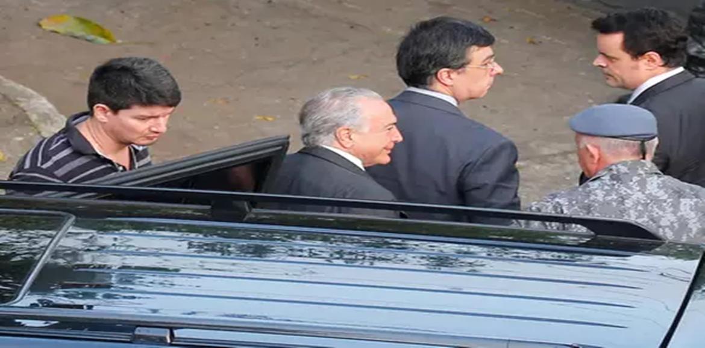 Maioria de Turma do STJ vota a favor de liberdade de ex-presidente Michel Temer