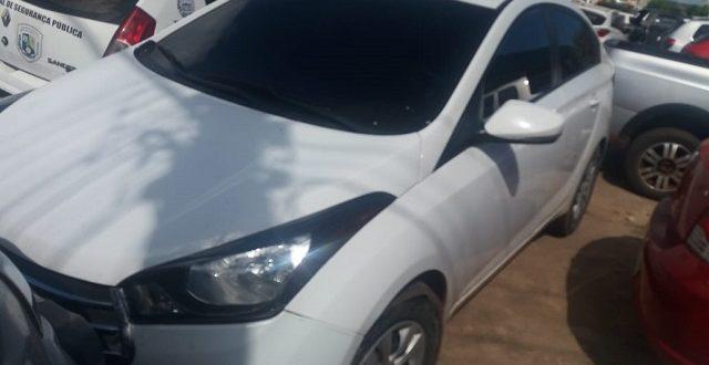 Homem é preso em Picos por apropriação indébita após alugar carro e não devolver