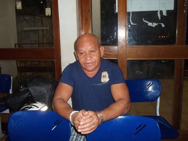 Ex-detento é morto horas depois de sair da penitenciária Major César