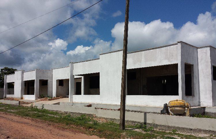 UBS de São João do Arraial recebe retoques finais