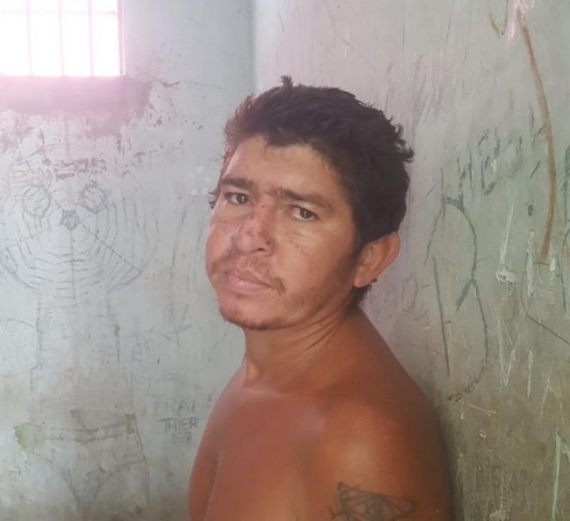 Homem é preso após ameaçar mãe em Parnaíba