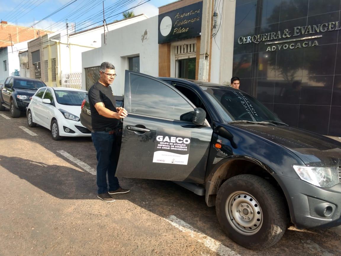 """GAECO deflagra operação """"Coiote"""" na região de São Raimundo Nonato"""