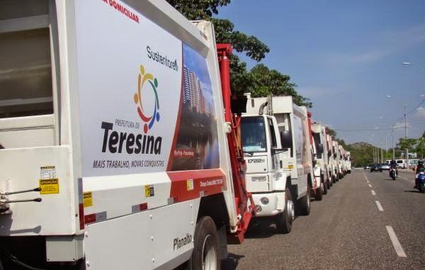 Prefeitura apresenta nova regulamentação para transporte de resíduos