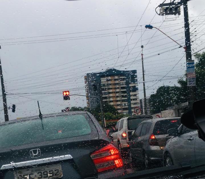 Meteorologia aponta chuvas em Teresina nos próximos dias