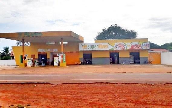 Posto de gasolina é arrombado em Buriti dos Lopes