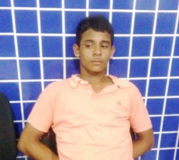 Jovem de 18 anos é preso em Parnaíba sobre acusação de ter matado o próprio irmão