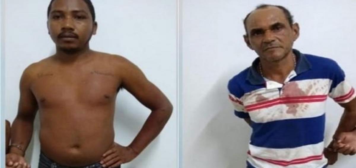 Dois homens são presos após agredirem suas esposas