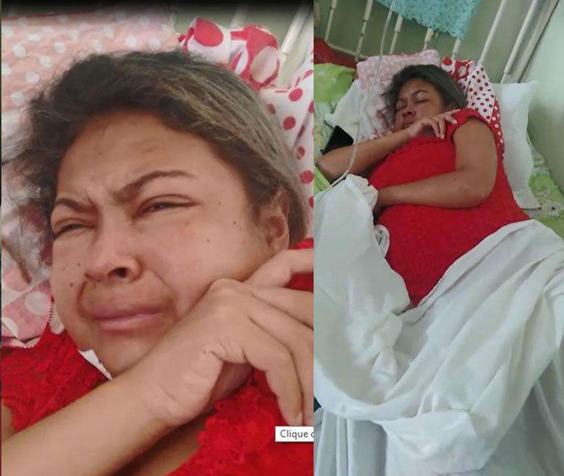 Família de paciente denuncia descaso de hospital do Piauí