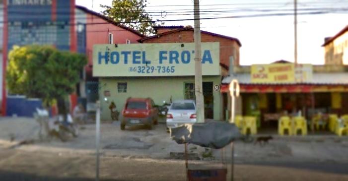 Empresário é esfaqueado pelo filho em hotel na zona Sul em Teresina