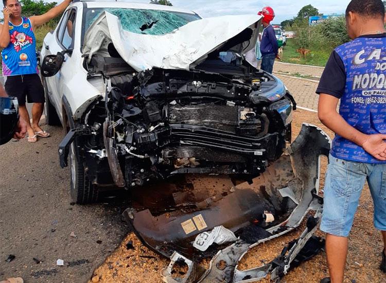 Acidente causa morte de duas pessoas no sul do Piauí