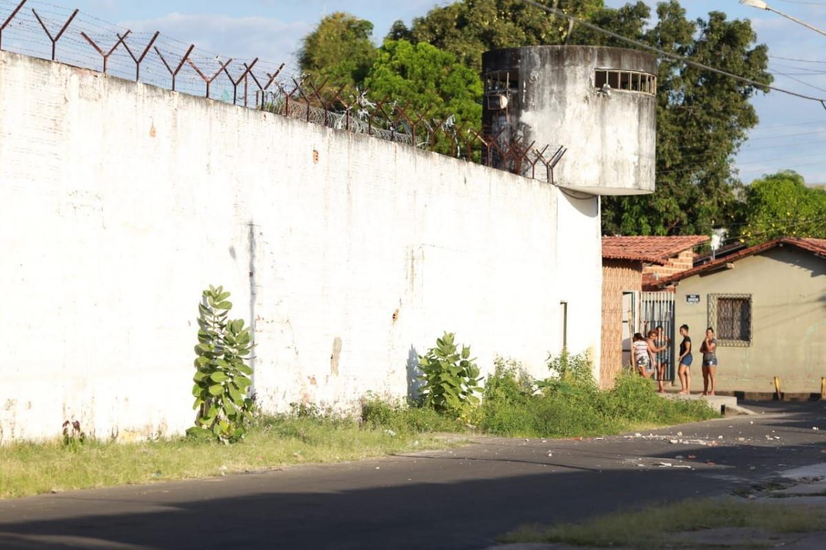 Sete adolescentes fogem do Centro Educacional Masculino em Teresina