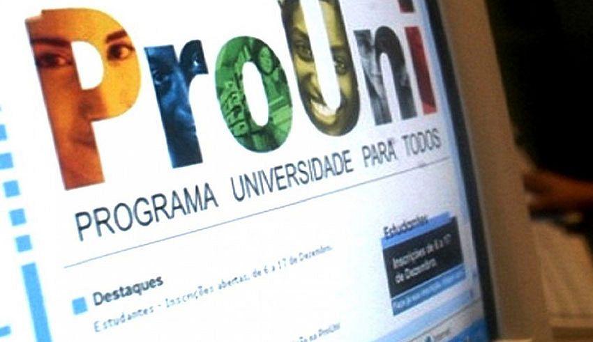 Inscrições para o ProUni abrem no dia 11 de junho