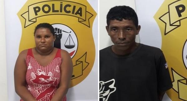 Denarc/Timon prende 2 acusados de tráfico de drogas durante operação