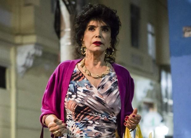 Morre aos 84 anos a atriz Lady Francisco