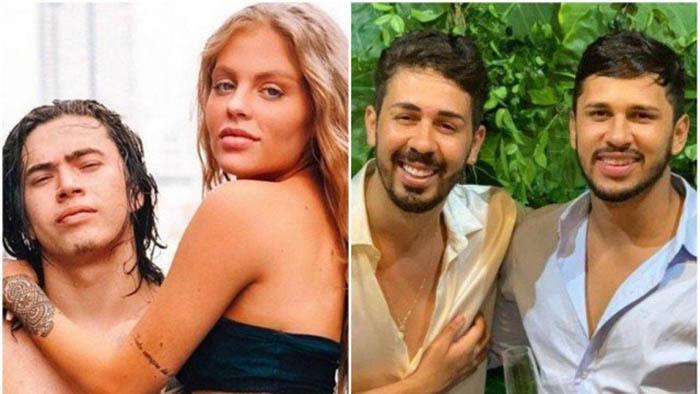 Marido de Carlinhos Maia manda indireta para Luíza Sonza e desativa perfil do instagram