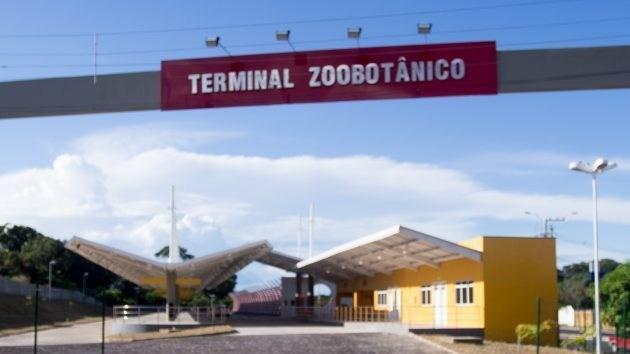 Terminal do Zoobotânico iniciará funcionamento no próximo sábado