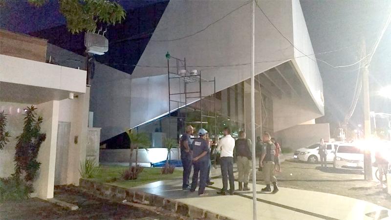 Homem morre após cair de andaime na zona leste de Teresina
