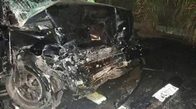 Taxista morre e duas pessoas ficam feridas em grave acidente na BR-343