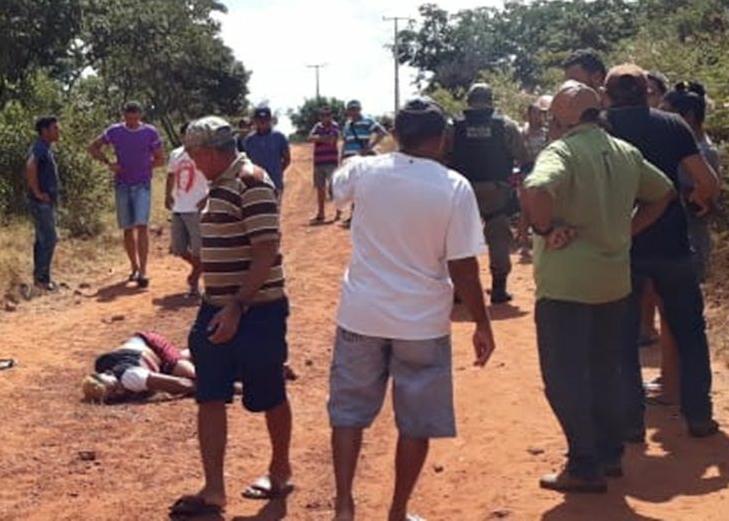 Jovem morre em acidente no município de Castelo do Piauí