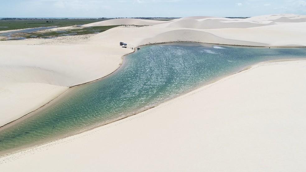 Lagoa do Tibas sofre impactos ambientais negativos