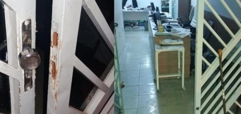 Dupla é presa por tentar roubar escritório de contabilidade em Picos