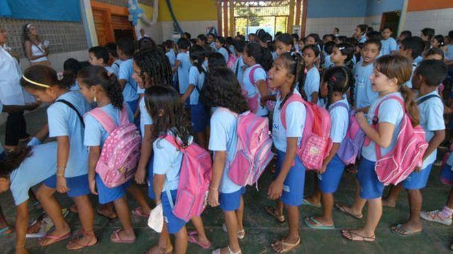 Escola de Teresina é destaque na BBC