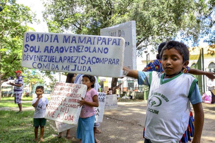 Aumenta o número de venezuelanos em Teresina