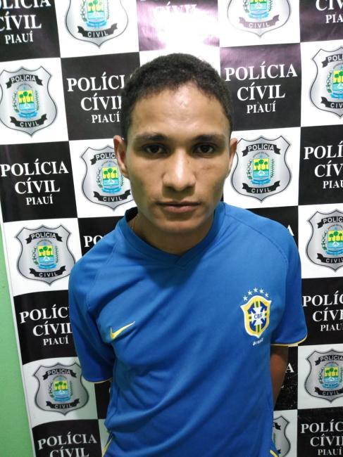 Acusado de roubar residência de policial federal é preso na zona norte de Teresina