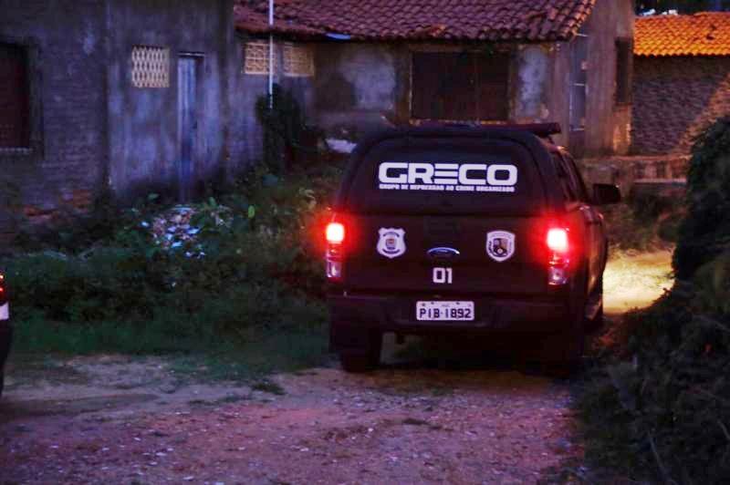 Policiais militares são presos durante operação liderada pela GRECO