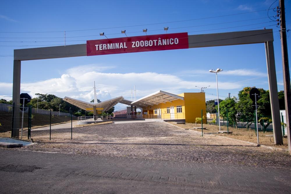 Terminal Zoobotânico começa a funcionar todos os dias a partir deste sábado (1)