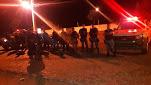 PM realiza operação contra o tráfico de drogas em Picos