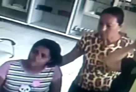Vídeo: mulheres são suspeitas de sequestrar idosa e roubar R$ 8 mil