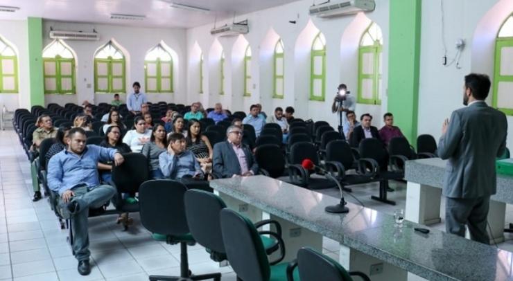 Campo Maior recebe o projeto 'No Alvo – Contra o tráfico de drogas' do MP-PI