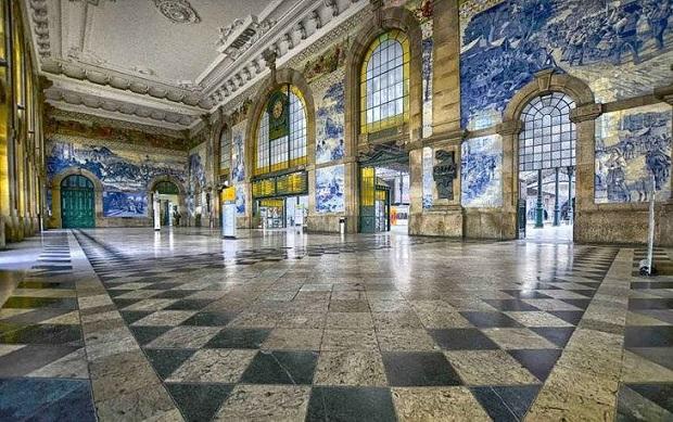 A arte do ceramista Jorge Colaço e os azulejos portugueses