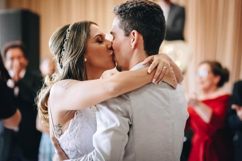 Cerimônia do Casamento de Alexandre Oliveira Neto e Lina Magalhães Nascimento
